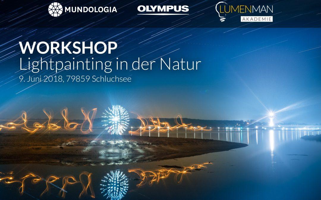 Lightpainting Workshop im Schwarzwald, Nähe Freiburg