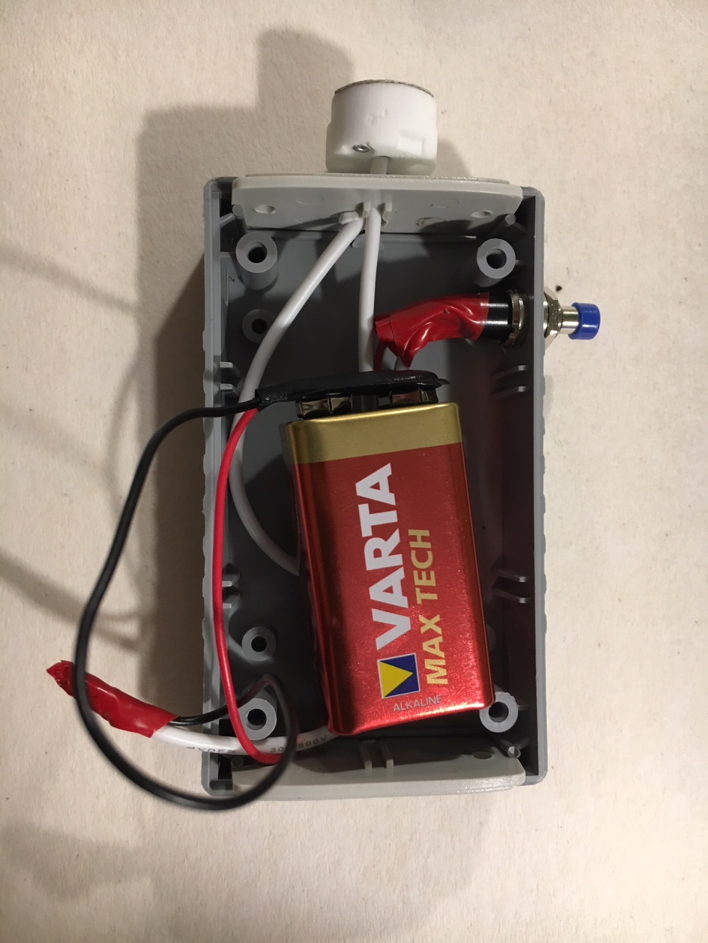 Lightpainting Tool Bauanleitung