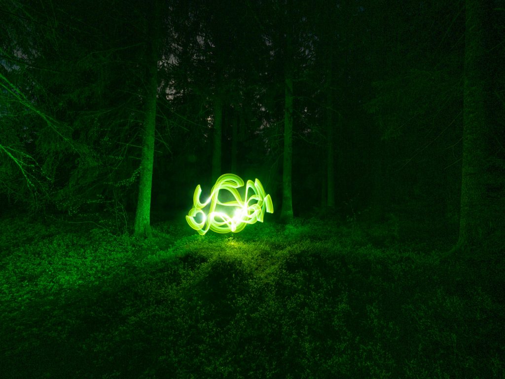 Lightpainting Workshop Schluchsee 3